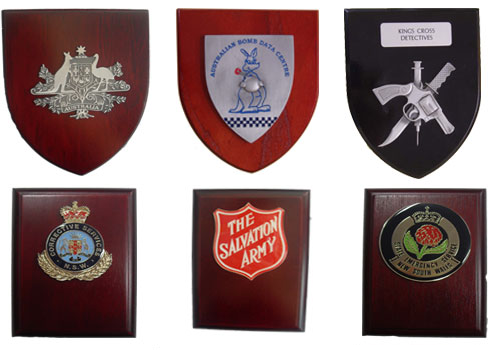 Crusader Industries Custom Plaques